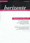 Heft 21: Wohnen mit Hartz IV (vergriffen)
