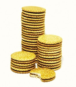 Wenn niemand mehr Kekse isst, werden schon bald kaum noch welche produziert. Ein Teufelskreis beginnt.