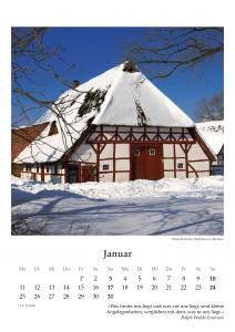 Ansicht Januar